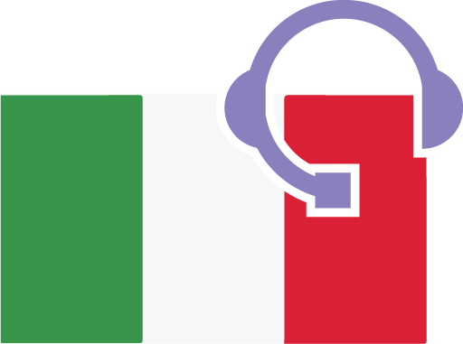 Support italy