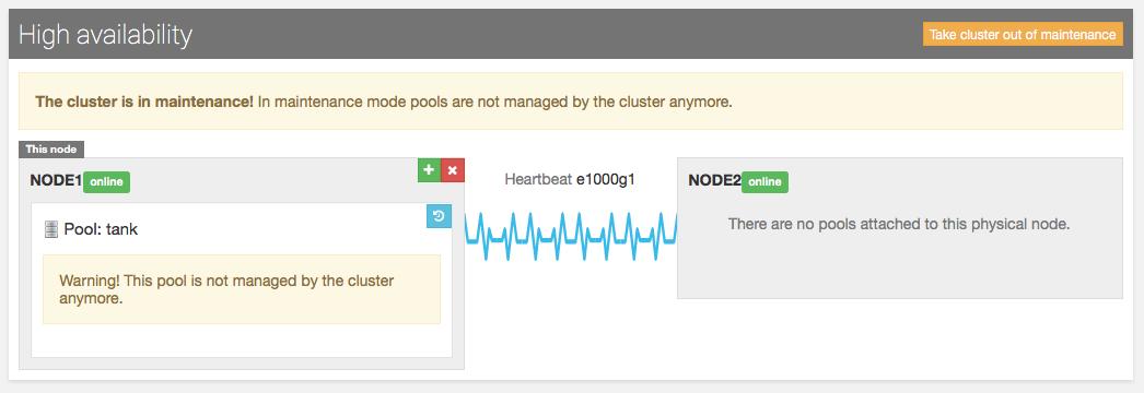 ha-cluster-maintenance-mode